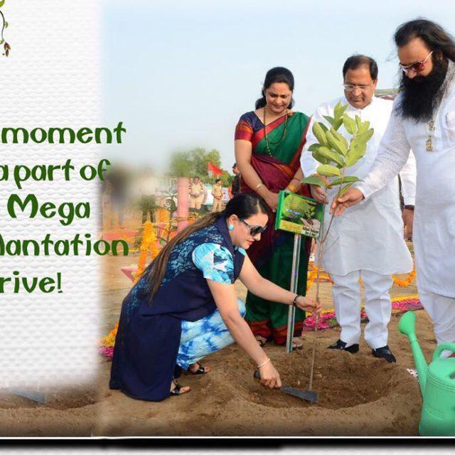 Tree Plantation is indeed an unmatchable way of celebrating everyhellip